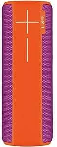 UE BOOM 2 Altoparlante Bluetooth, Impermeabile, Resistente agli Urti, Arancio/Viola