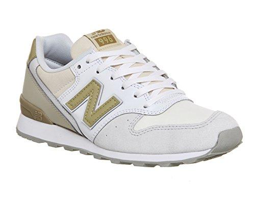 New Balance WR996, IE beige-white IE beige-white