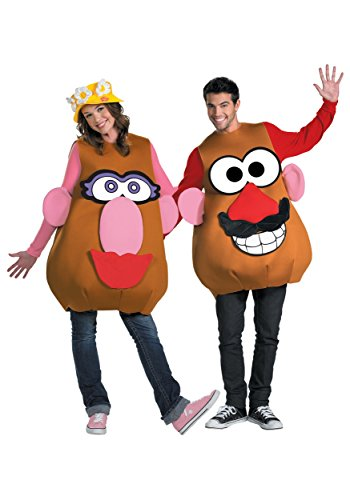 Mr / Mrs Potato Head Plus Size Fancy dress costume 2X-Large
