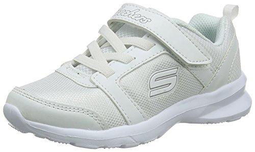 Skechers Mädchen Skech-Stepz-Sweet Twist Sneaker, Weiß (White WHT), 29 EU