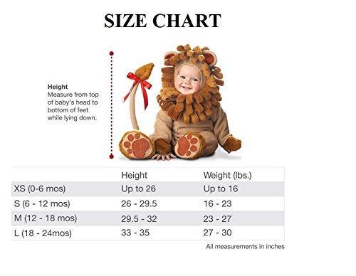 Gartenzwerg Babykostüm – 12-18 Monate - 2
