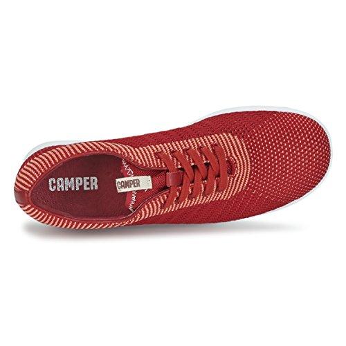 CAMPER Scarpe Donna K200194 004 GANXEL Happiness PE16 Rouge