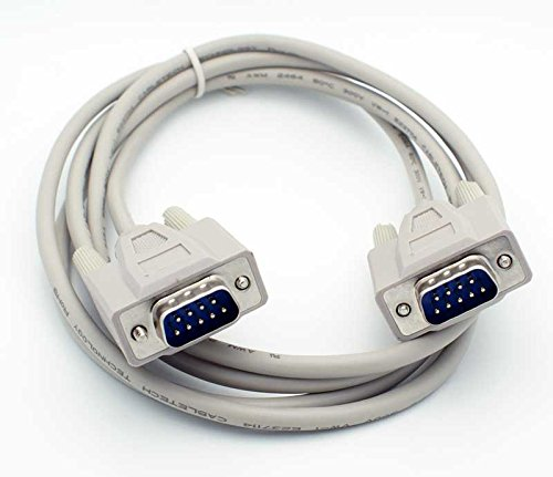 9 Pin (DB9) Serial RS-232 Male – Male 1M Cable Only from M.P Enterprise