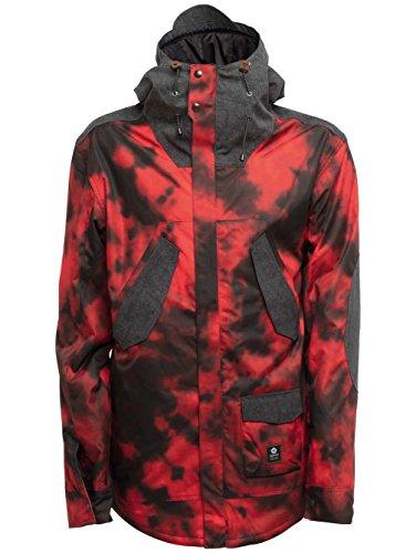Sessions Herren Snowboard Jacke Wire Jacket