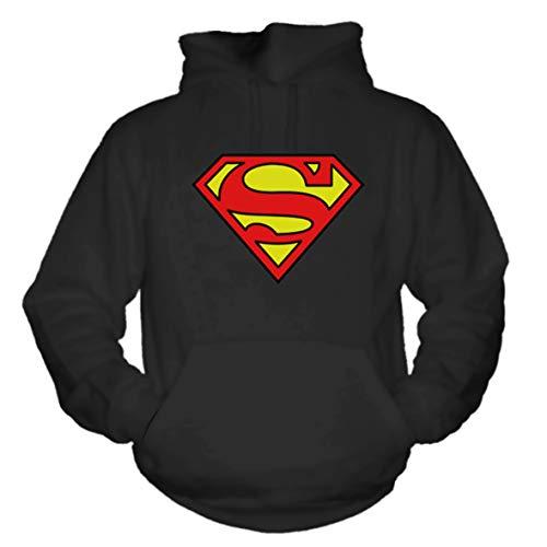 Superman Hoodie (M) - Ghostbusters T-shirt Tee