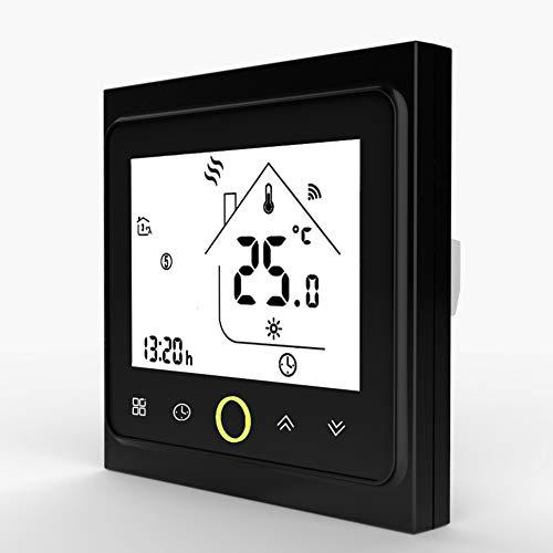 Termostato Intelligente WiFi Intelligente Termostato del Regolatore di Temperatura per Lacqua/Elettrico Riscaldamento A Pavimento Acqua/Gas Works