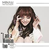 GIRL'S DAY MinAh [ I AM A WOMAN TOO ] 1st Solo Mini Album CD (SMC Card Album) K-POP