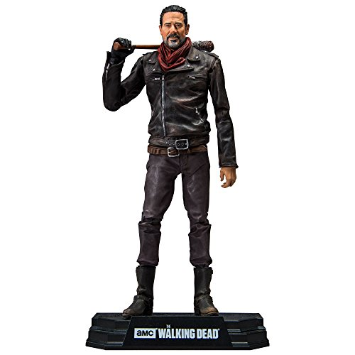 Walking Dead TV Negan Action Figur, 17,8 cm ()