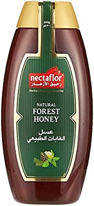 Nectaflor Natural Forest Bee Honey 500g