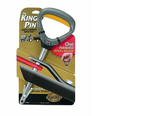 Good Vibrations 150King PIN Rasenmäher Quick Connect Anhängerkupplung Pin (Rasenmäher-pin)