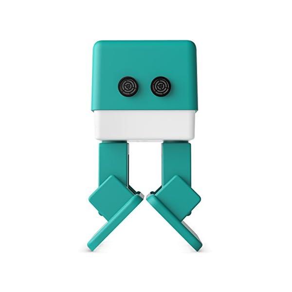 41OY37yGIcL. SS600  - BQ - Zowi, El robot de Clan, color verde