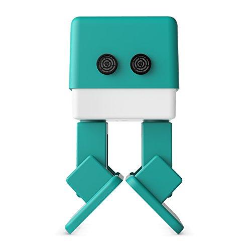 41OY37yGIcL - BQ - Zowi, El robot de Clan, color verde