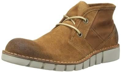 Fly London Orde, Men's Desert Boots, Camel/Camel, 10 UK