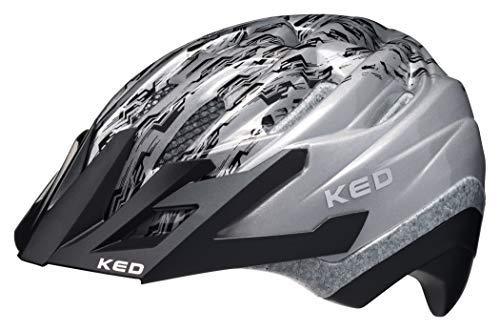 KED Dera II K-Star Helmet Kids Black Kopfumfang S/M | 49-55cm 2018 Fahrradhelm