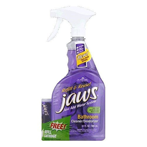jaws-just-add-water-system-bathroom-cleaner-deodorizer-32-fl-oz-refill-included-as-seen-on-tv