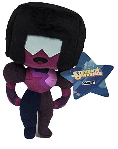 Steven Universe 5 Garnet Plush Toy Figure