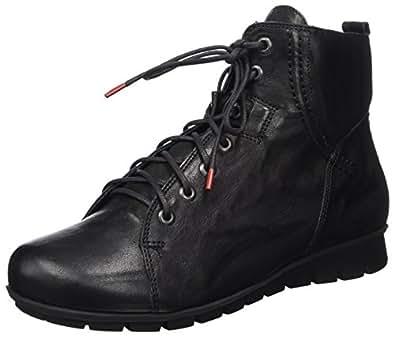 Think Damen Menscha_181077 Desert Boots, Braun (Espresso 41), 38 EU