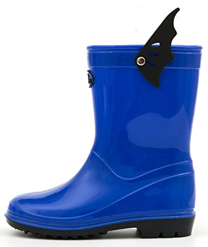 Outee Girls Boys Kids Wellies Wellingtons Lightweight