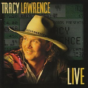 Live by Lawrence, Tracy [Music CD] (Tracy Lawrence-cd)