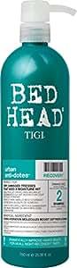 Tigi Bed Head Urban Antidotes - Soin Du Cheveu - Recovery Shampoo - Shampooing 750ml