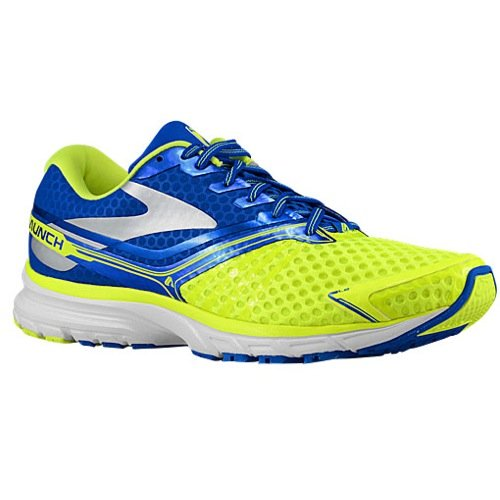 Brooks Launch 2 D Nightlife Electric Blue 47.5
