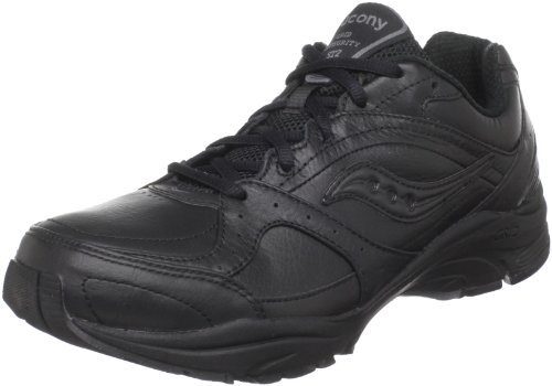 Saucony Progrid Integrity ST 2 Womens Black Walking Shoes /Display UK 9