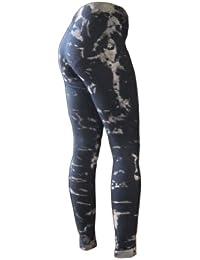 PANASIAM Legging, super weich, knallige feste Farben, TOP QUALITÄT, aus echter B.wolle, stretchy, in vielen Styles !! Qualitätsprodukt