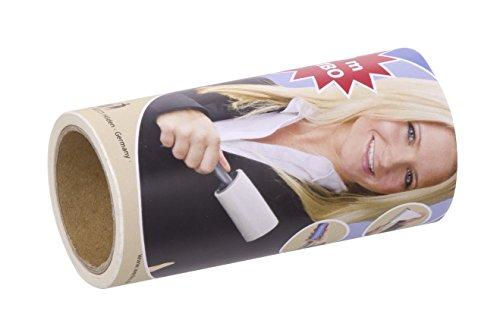 Wenko 4804011100 Ersatzrolle für Kleiderrolle Jumbo - 10 m, Papier, 5.5 x 9.5 x 5.5 cm, Weiß -