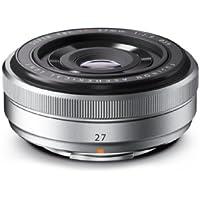 Fujifilm FUJINON XF27mm F2.8 Objektiv Silber