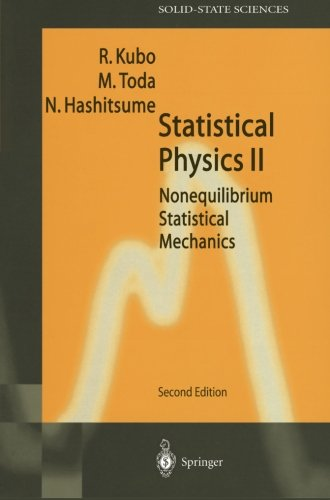 Statistical Physics Ii