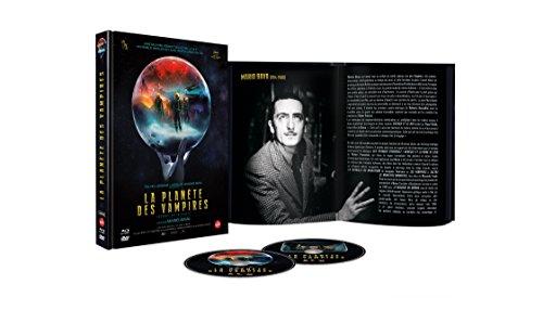 Image de La Planète des Vampires - Edition Combo Digibook Blu-Ray + DVD + Livret
