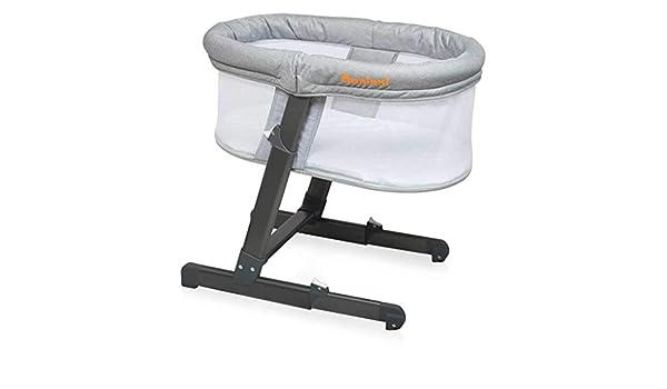 Baninni babywiege grau babybett babyschaukel stubenwagen wiege