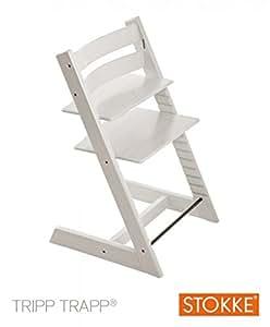 stokke chaise haute b b tripp trapp c rus e b b s pu riculture. Black Bedroom Furniture Sets. Home Design Ideas