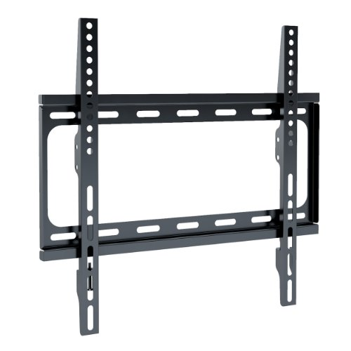 CorLiving F-101-MTM Fixed Flat Panel Wall Mount for TV, 26 to 47-Inch - Flat Panel Wall Mount
