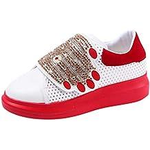 Btruely Zapatos de Mujer❤ Calzado Deportivo Casuales para Mujer Botines Botas Cortas Planas Zapatos