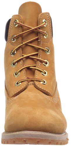 Timberland 6 inch Premium Boot, Bottes Classiques Femme Ble (Wheat Nubuck)