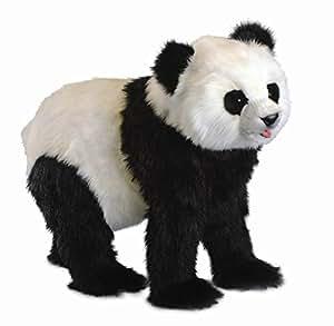 Anima - Peluche Panda é 4 Pattes - 75 cm 62x 75xcm