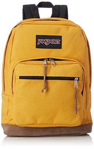 Mochila Jansport amarilla