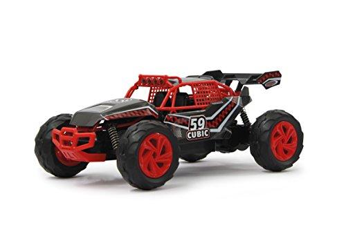Jamara - 410010 - Cubic Desert Buggy - 2,4GHz - Echelle 1/14 - Rouge