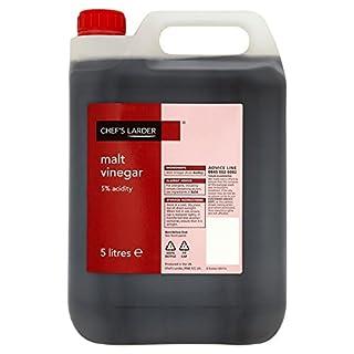 ( 5ltr Pack ) Chef's Larder Malt Vinegar 5 Litres