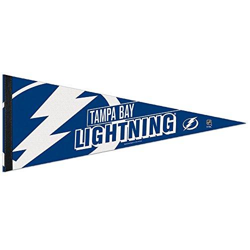 Wincraft NHL 65844014Tampa Bay Lightning Premium Pennant, 30,5x 76,2cm