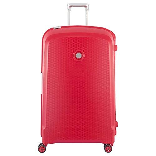 DELSEY PARIS BELFORT PLUS Valise, 82 cm, 143 litres, Rouge