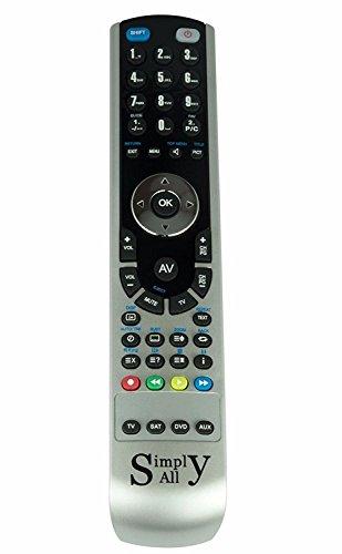 Simply All Une nouvelle télécommande pour Toshiba CT-90300