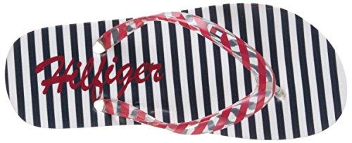 Tommy Hilfiger M3285ARLOW 5D-1, Chaussures de Plage & Piscine fille Multicolore (403)