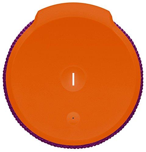 Ultimate Ears Boom 2 Bluetooth Speakers (Orange)