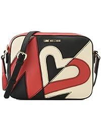 Amazon.it  Moschino rosso... - 708516031   Borse  Scarpe e borse 7f4018a6c67