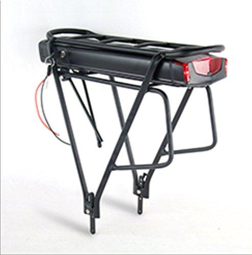Gepäckträgerakku 36V 14,5Ah 522Wh (kompatibel mit) Samsung Zellen Pedelec E-Bike Lithium-Ionen Akku ebike Batterie Battery incl. BMS + Ladegerät