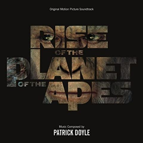 Rise Of The Planet Of The Apes   Cd