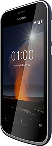 Nokia 1 (Dark Blue, 1GB RAM, 8GB Storage) 41OYKfh 2BESL