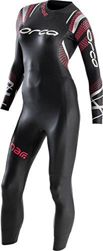 Orca Sonar Fullsleeve Wetsuit Women Black Größe S 2019 Triathlon-Bekleidung